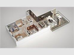 Appartement à vendre F4 à Thionville-Élange - Réf. 6265177