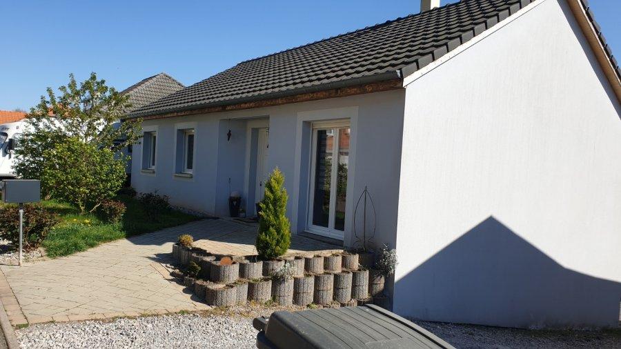 Maison individuelle à vendre F5 à Guerting