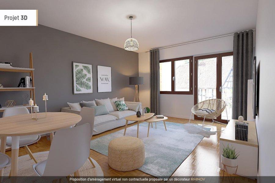 acheter appartement 3 pièces 69 m² strasbourg photo 2