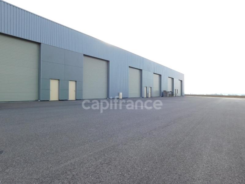 louer entrepôt 1 pièce 2100 m² metz photo 3