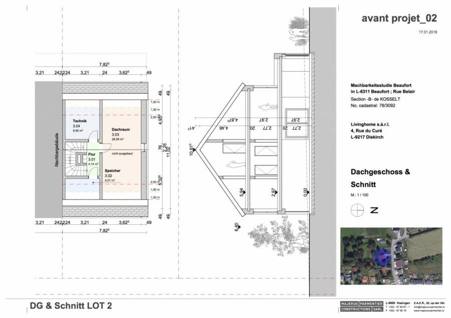 acheter maison jumelée 3 chambres 202.94 m² beaufort photo 5