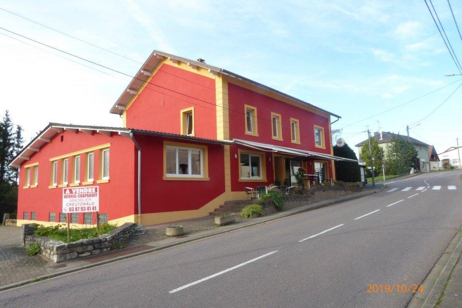 Maison à vendre à Bouzonville