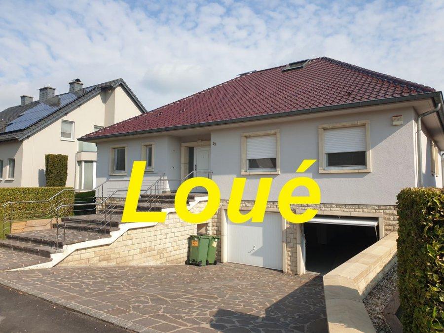 Maison à louer 3 chambres à Frisange