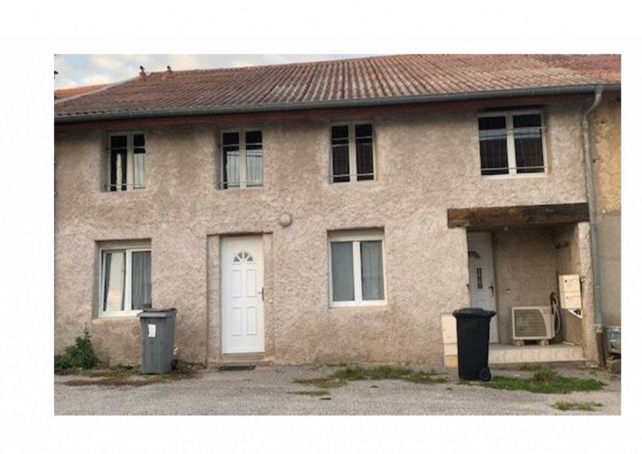 Immeuble de rapport à vendre F8 à Remilly