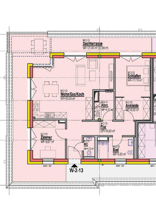 wohnung kaufen 3 zimmer 105.08 m² bitburg foto 3