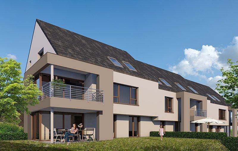 doppelhaushälfte kaufen 4 schlafzimmer 217 m² useldange foto 1