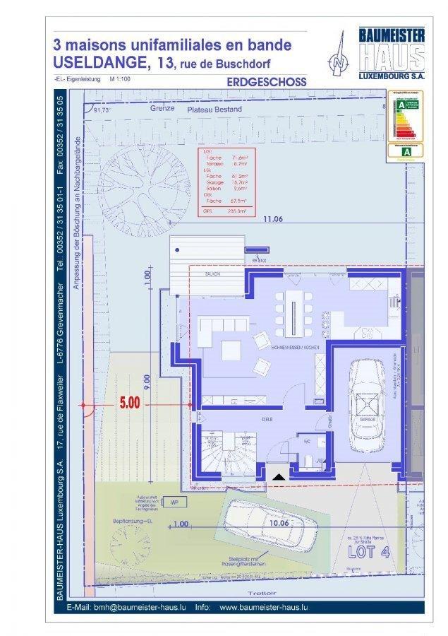 doppelhaushälfte kaufen 4 schlafzimmer 217 m² useldange foto 6