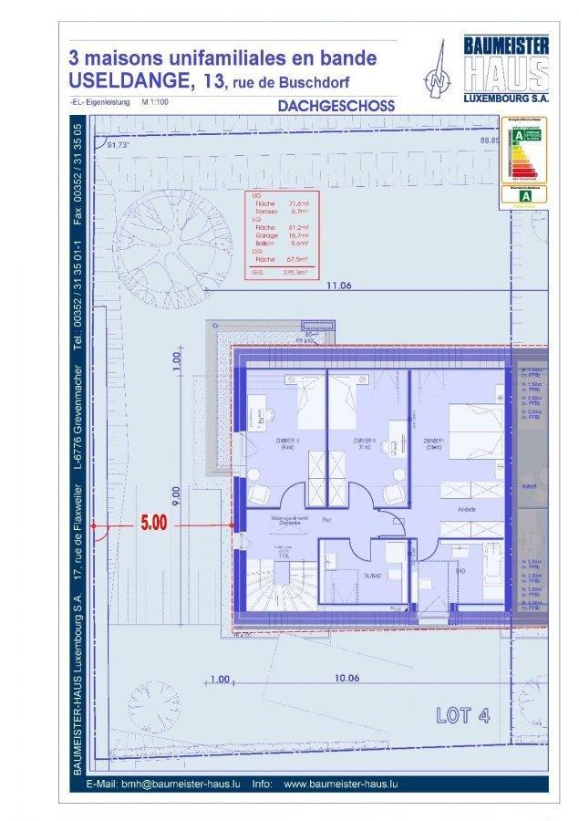 doppelhaushälfte kaufen 4 schlafzimmer 217 m² useldange foto 7