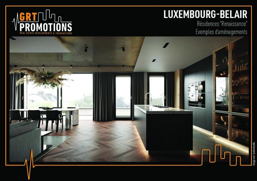 acheter appartement 2 chambres 80.9 m² luxembourg photo 7