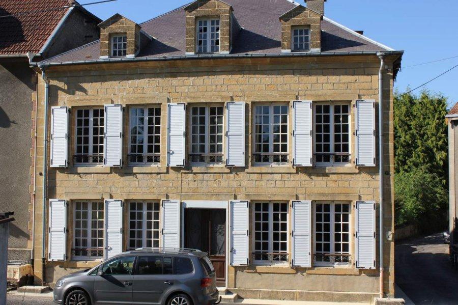 Maison à vendre F5 à Chauvency le chateau