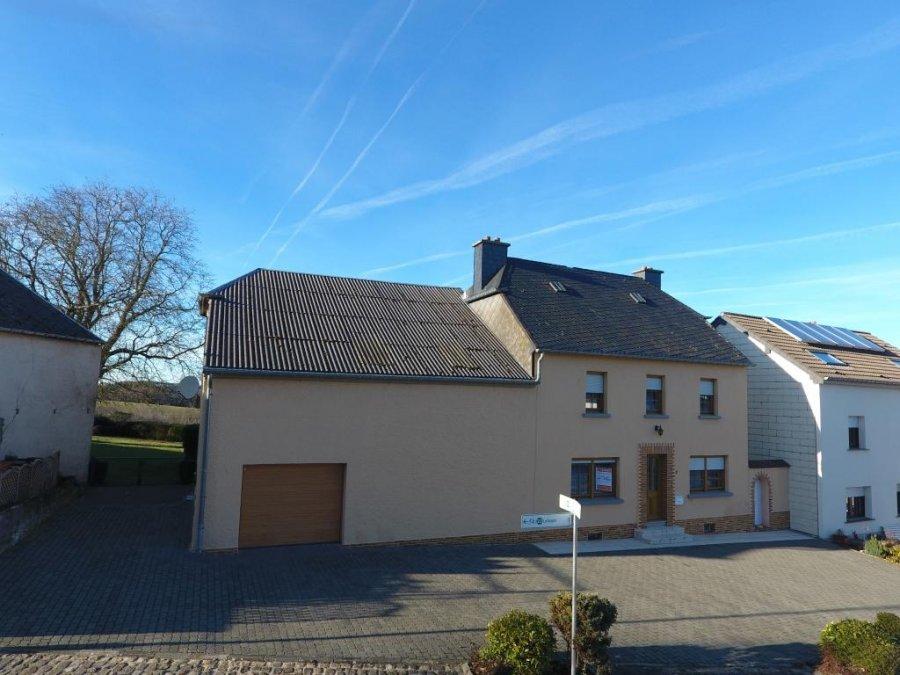 Maison individuelle à vendre 3 chambres à Wahlhausen