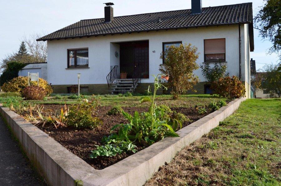 haus kaufen 4 zimmer 129 m² losheim foto 1