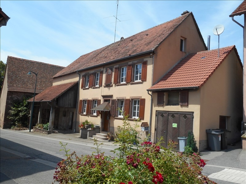 Maison individuelle en vente volksberg 150 m 69 000 for Maison individuelle a acheter