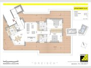 Penthouse for sale 2 bedrooms in Soleuvre - Ref. 2726505