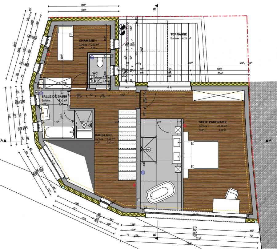 acheter maison individuelle 4 chambres 240 m² canach photo 4