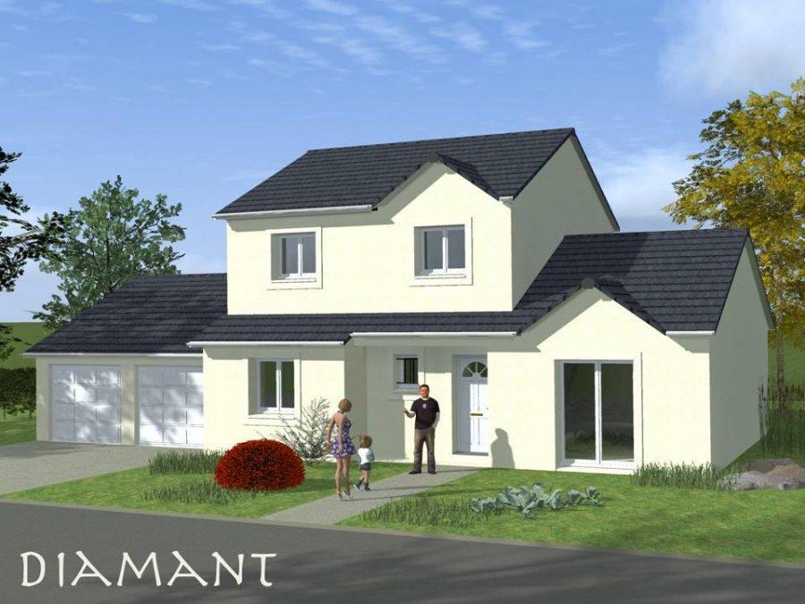 acheter terrain constructible 6 pièces 124 m² mécleuves photo 1