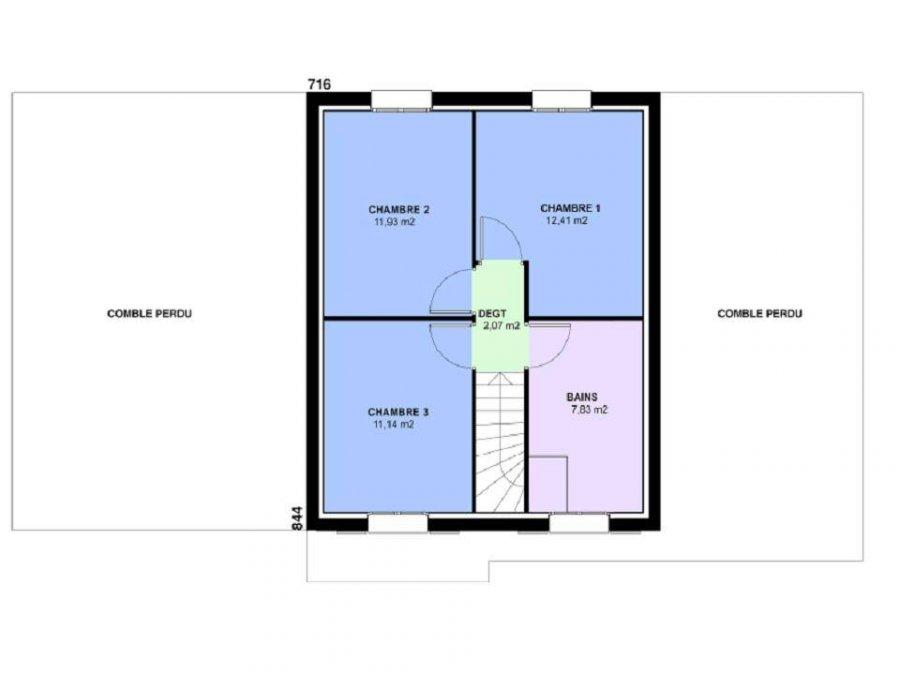 acheter terrain constructible 6 pièces 124 m² mécleuves photo 4