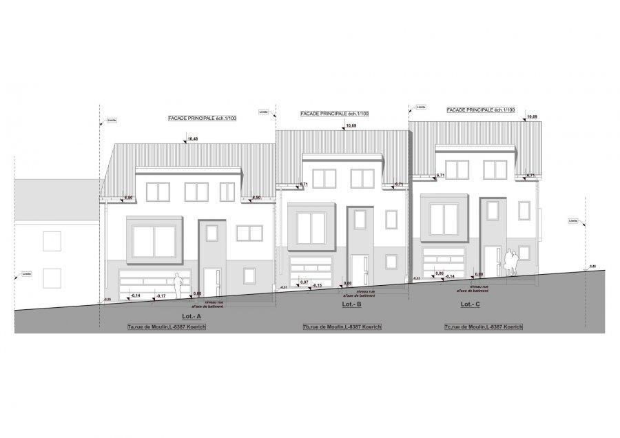 acheter maison 3 chambres 0 m² koerich photo 6