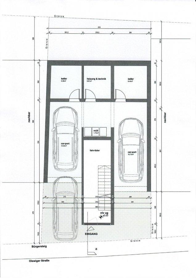 wohnung kaufen 2 zimmer 61.45 m² trier foto 3