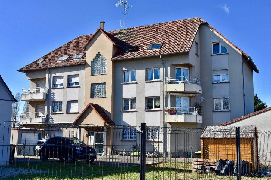 Immeuble de rapport à vendre à Herrlisheim