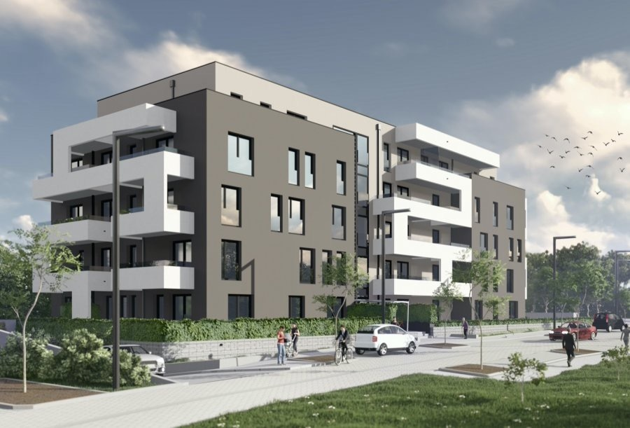 apartment block for buy 0 bedroom 64.5 to 158.4 m² strassen photo 1