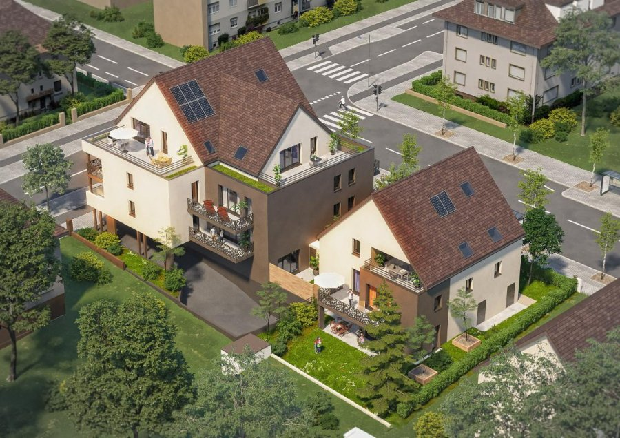 acheter appartement 4 pièces 73 m² strasbourg photo 2