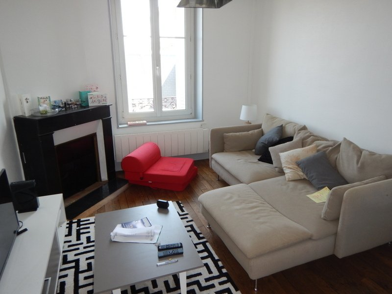 Appartement à louer F2 à Nancy-Boudonville - Scarpone - Libération