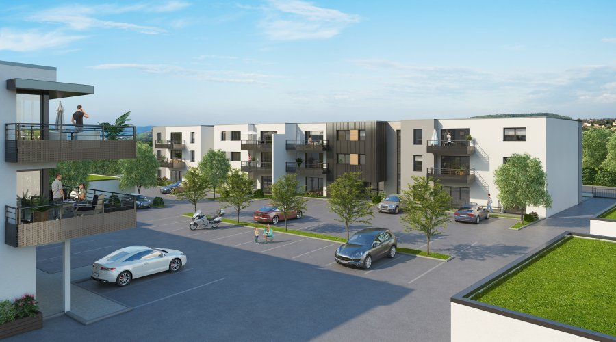 acheter appartement 1 pièce 28.73 m² hettange-grande photo 2