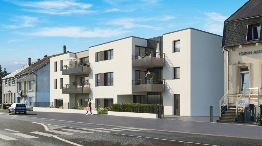 acheter appartement 2 pièces 49.89 m² hettange-grande photo 3