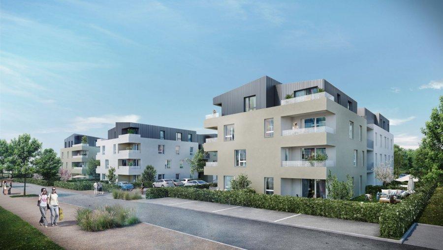 acheter appartement 2 pièces 45.89 m² guénange photo 1