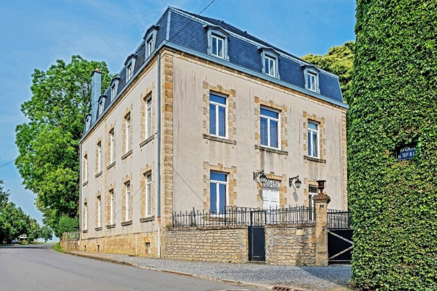 acheter maison de maître 15 pièces 430 m² baslieux photo 2