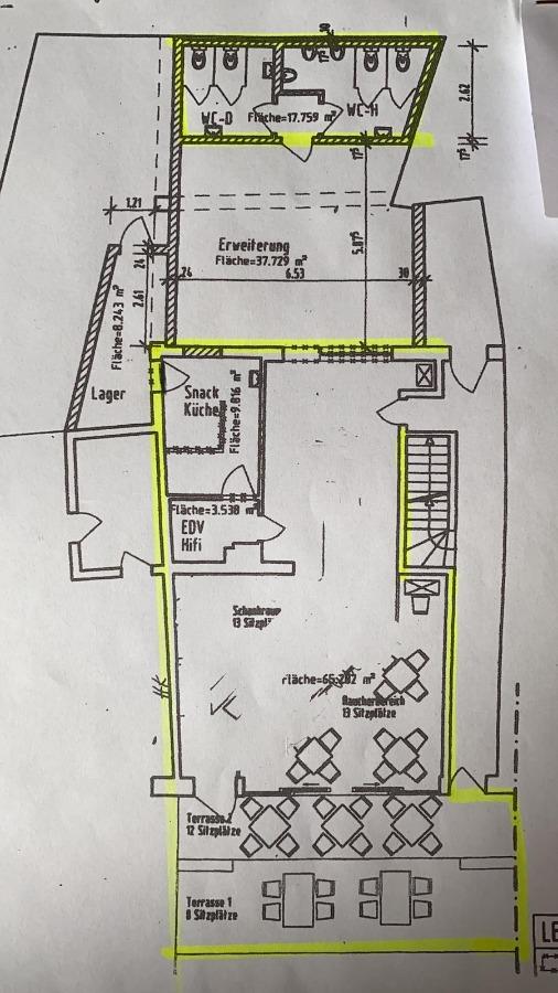 büro mieten 0 zimmer 104.4 m² perl foto 2