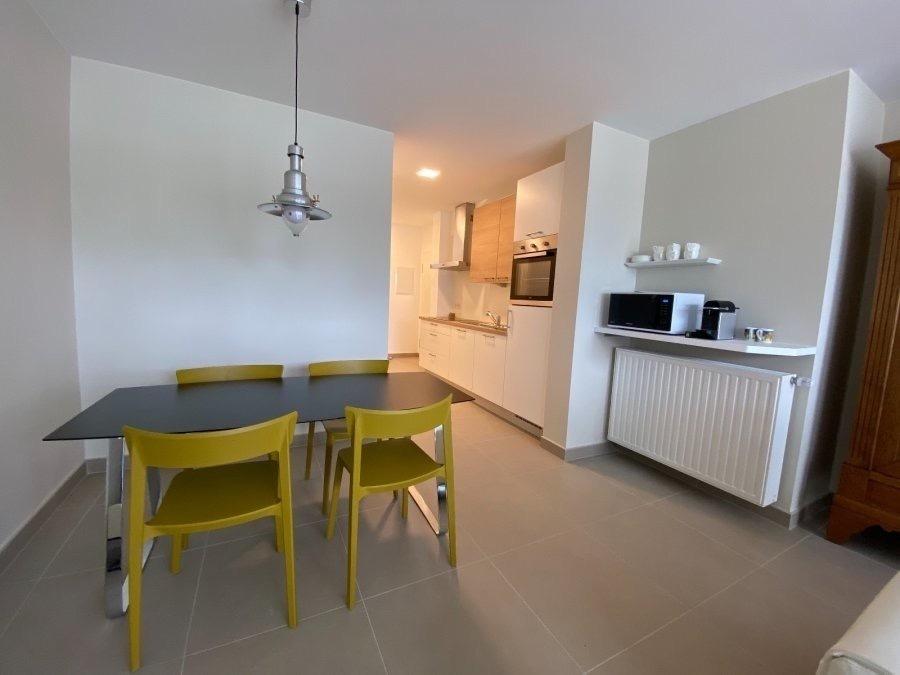 Sublime appartement à Luxembourg-Cessange complètement meublé et rénové:  - Cuisine équipée  - Salon - Living - WC séparé - Buanderie - 1 chambre à coucher - Salle de douche  - Terrasse / Jardin commun  - Cave   Situation agréable   Nous vous invitons à nous contacter; Tèl: +35227291363  Les surfaces et superficies sont indicatives