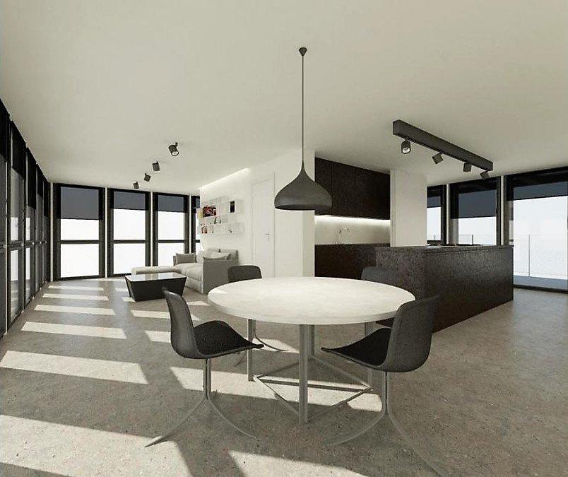 penthouse-wohnung kaufen 1 schlafzimmer 73 m² schifflange foto 3
