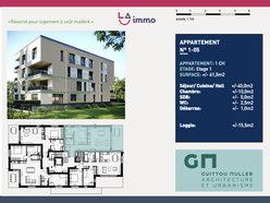 Wohnung zum Kauf 1 Zimmer in Bertrange - Ref. 7201145