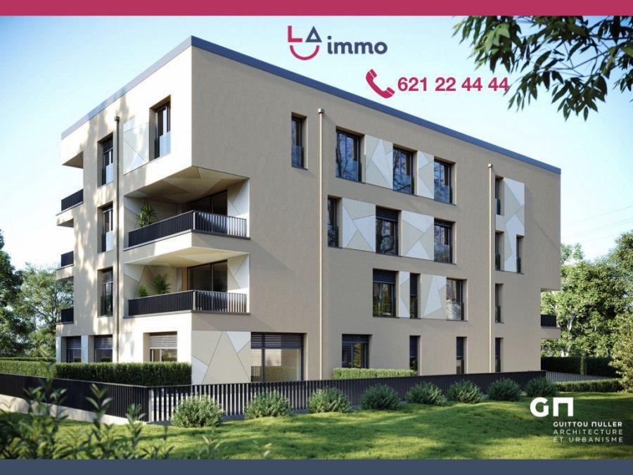 acheter appartement 1 chambre 61.55 m² bertrange photo 4