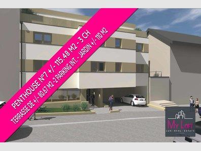 Penthouse-Wohnung zum Kauf 3 Zimmer in Rodange - Ref. 7332217