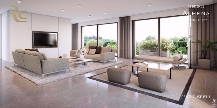 acheter résidence 0 chambre 47.53 à 180.92 m² luxembourg photo 5