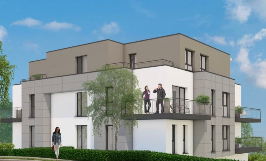 apartment for buy 3 bedrooms 124.74 m² strassen photo 1
