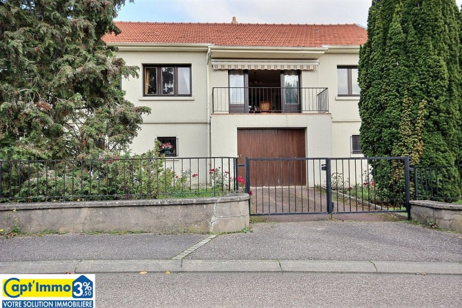 Maison à vendre F6 à Peltre
