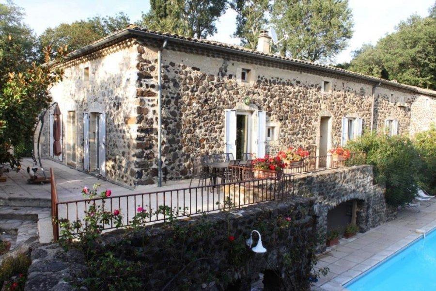 Immeuble de rapport à vendre 12 chambres à Saint-lager-bressac