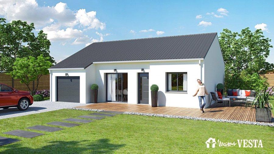 acheter maison 5 pièces 75 m² briey photo 1