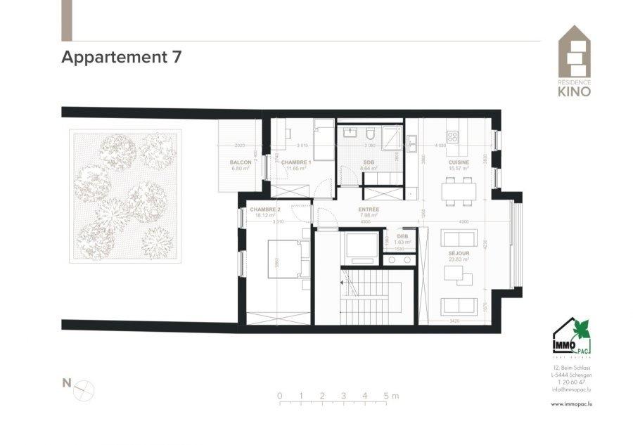 apartment for buy 2 bedrooms 87.42 m² ettelbruck photo 2