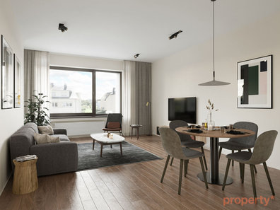 Apartment for sale 2 bedrooms in Luxembourg-Limpertsberg - Ref. 6430073