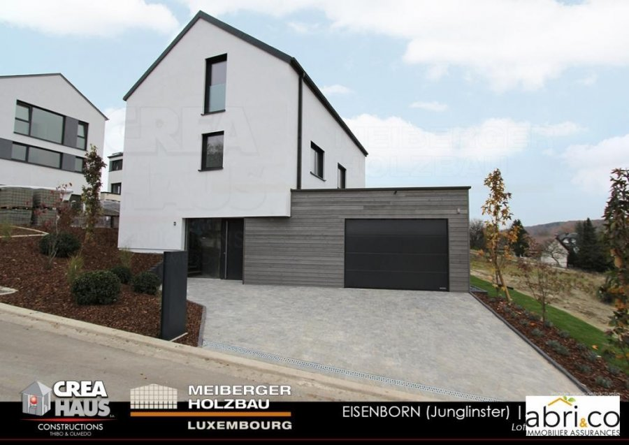 Detached House For Buy 4 Bedrooms 202 M² Eisenborn Photo 1