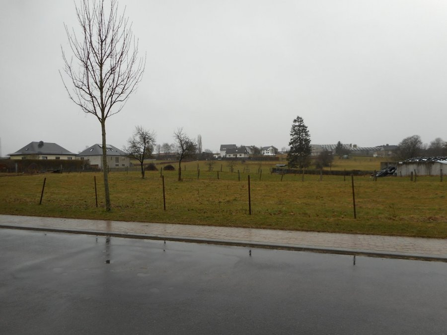 Terrain constructible à vendre à Hupperdange