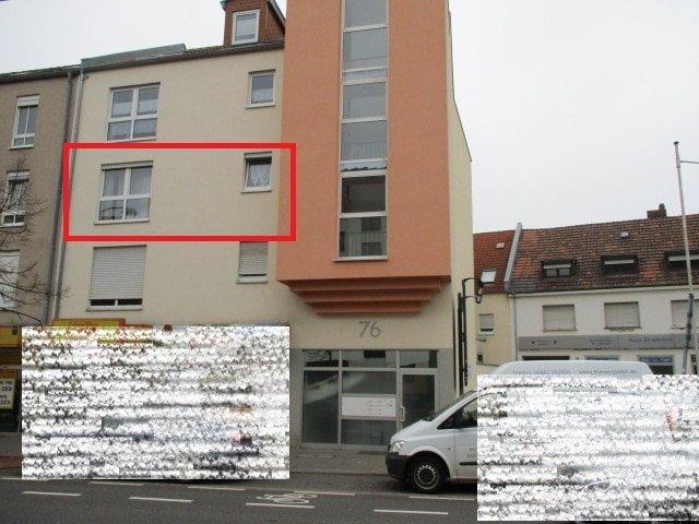 wohnung kaufen 2 zimmer 60 m² saarbrücken foto 1