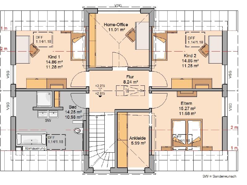 acheter maison 6 pièces 157 m² konz photo 4