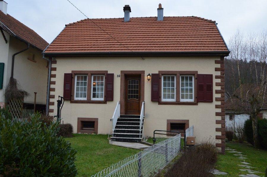 acheter maison 3 pièces 62 m² lemberg photo 1