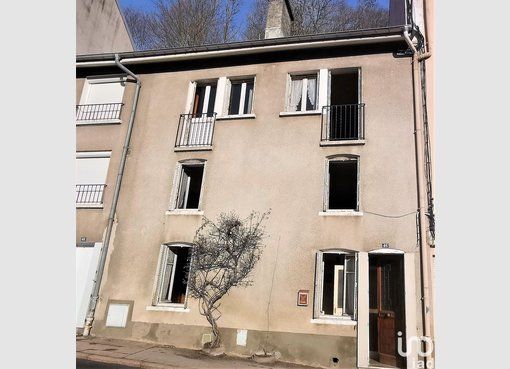 Maison à vendre F6 à Plombières-les-Bains (FR) - Réf. 7116169